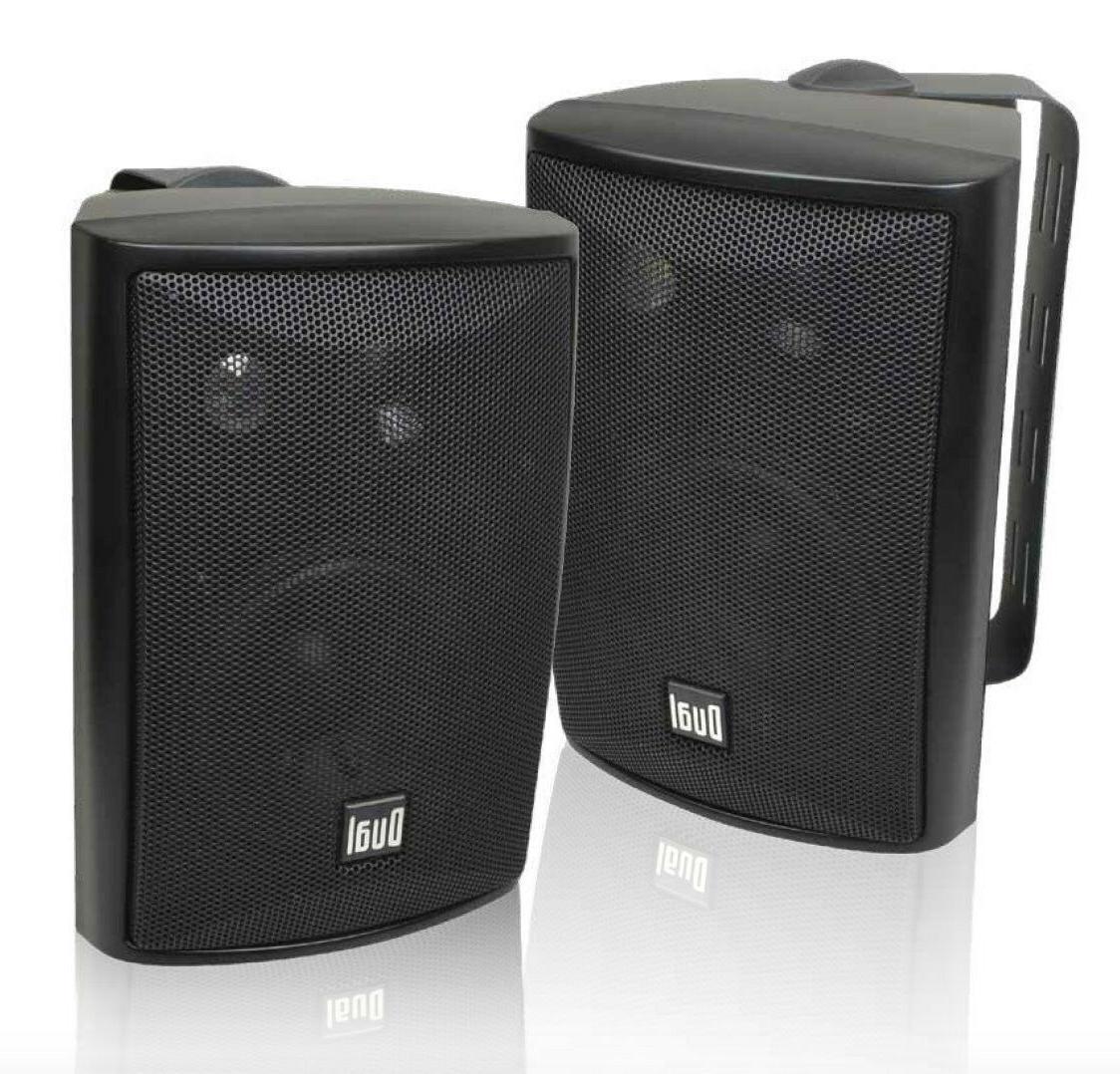 the best rated indoor outdoor speaker system