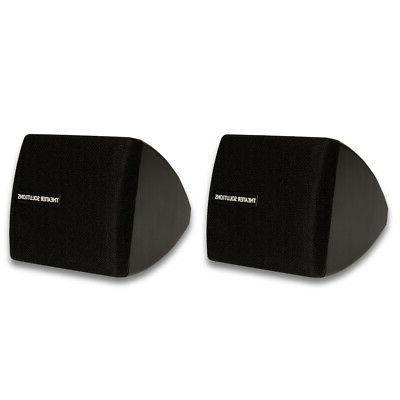 ts30b mountable indoor speakers black