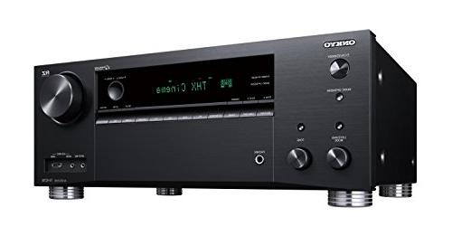 Onkyo Channel 4k Network A/V Black