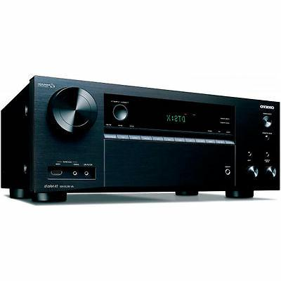 Onkyo TX-NR676 7.2 Wireless Network Streaming A/V Receiver 4K HDR