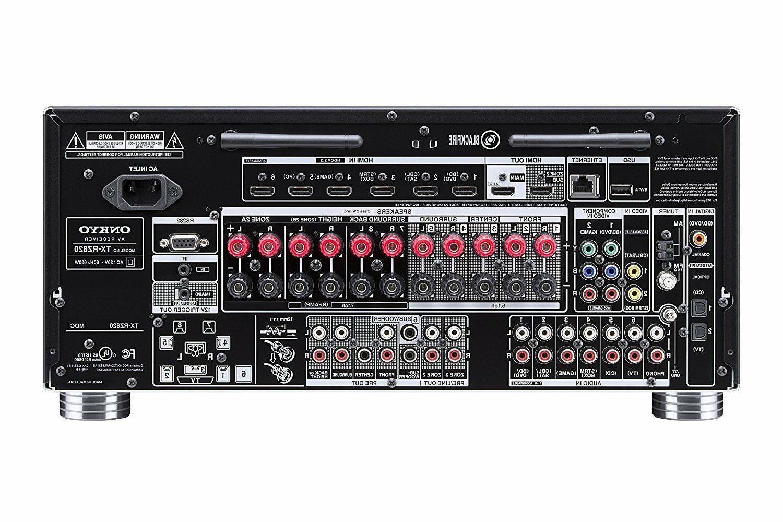 Onkyo TX-RZ820 4K A/V