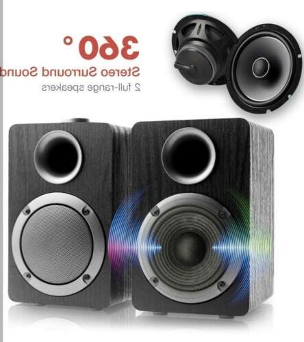 USB-Powered Mica PB20i Surround Sound,...