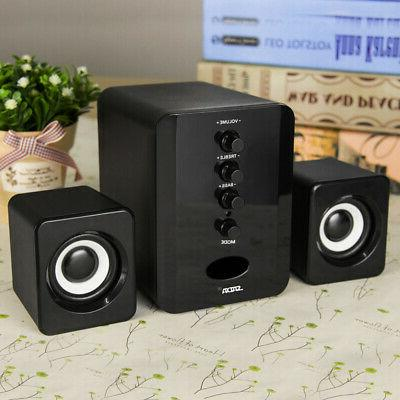 USB TV Theater Speaker Bar D-202 Soundbox