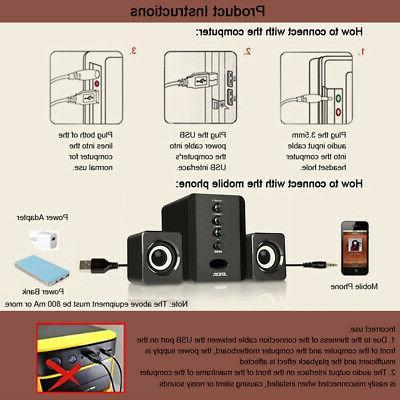 Speaker System Bar D-202 Soundbox