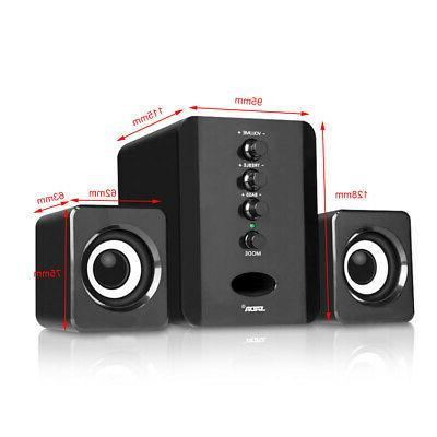 USB Home Theater Speaker Sound Bar SADA Soundbox