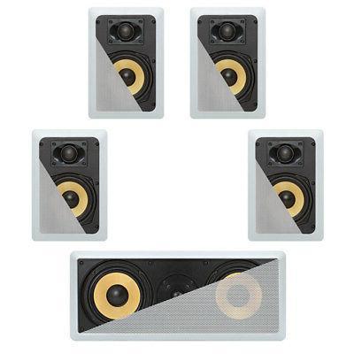 wall celing speaker system kevlar