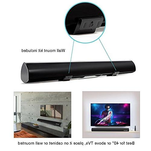 Sound Bar Wireless and Theater