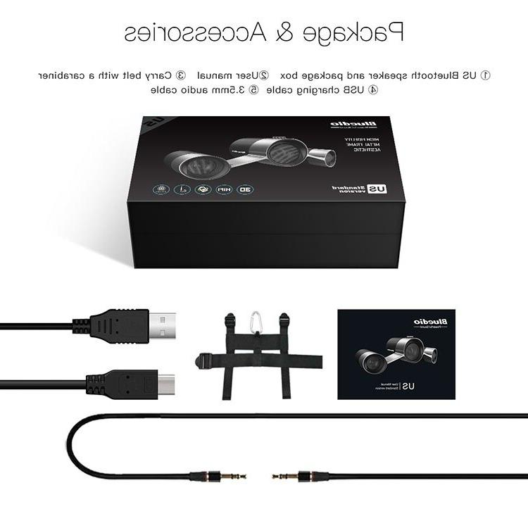 Wireless Bluetooth System Stereo <font><b>Sound</b></font> System