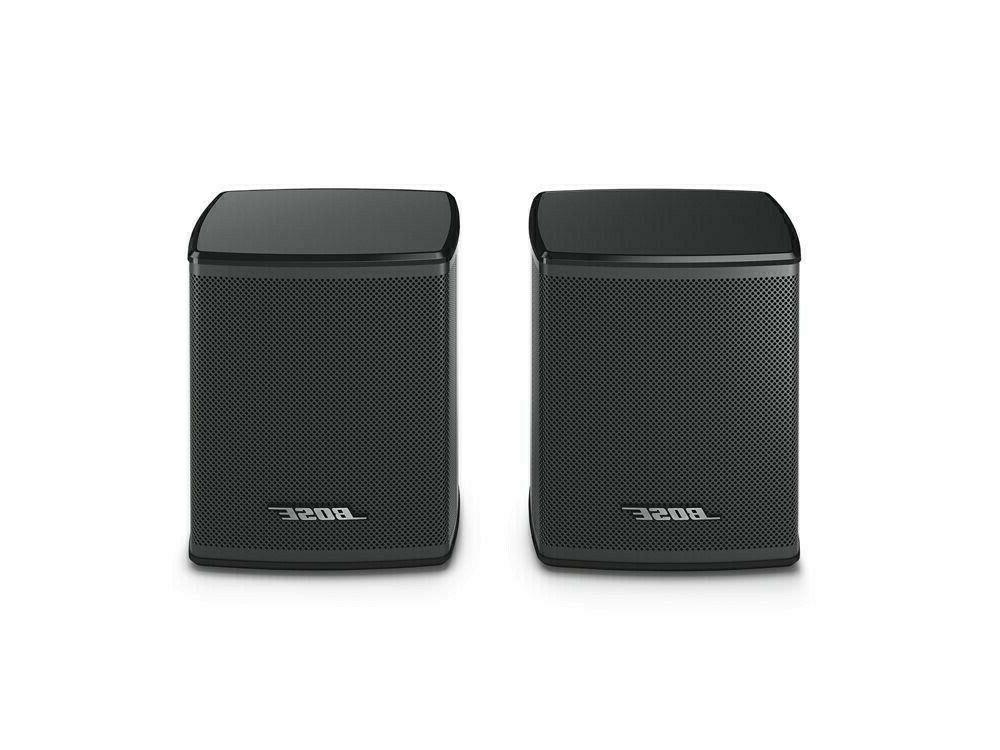 wireless immersive surround sound two speakers by