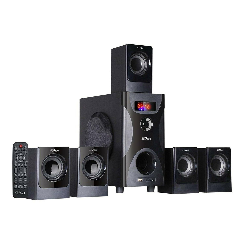 Wireless Surround Home Entertainment Theater Speaker
