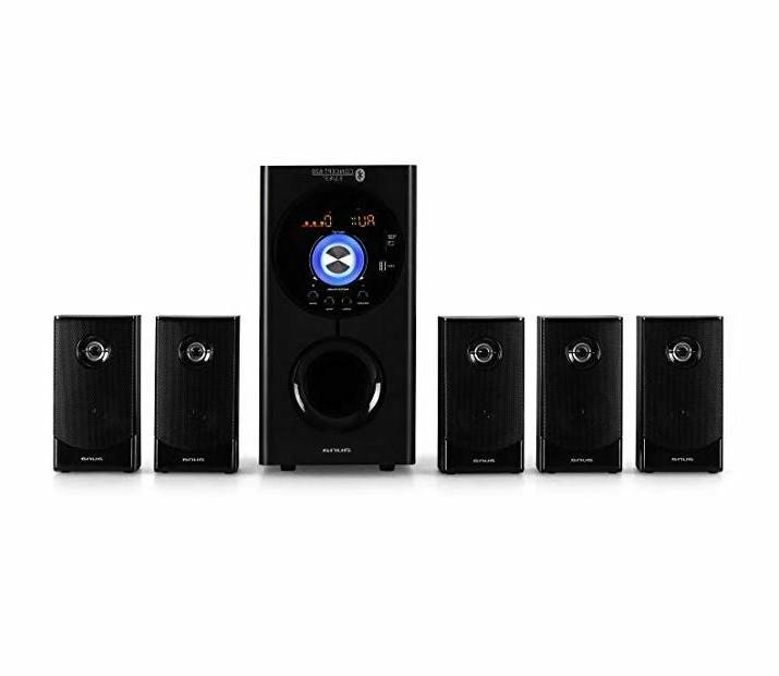 Wireless Surround System Home Entertainment Set Bluetooth