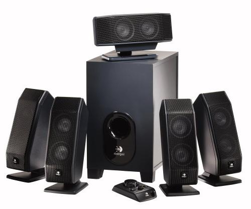 x 1 surround sound speaker