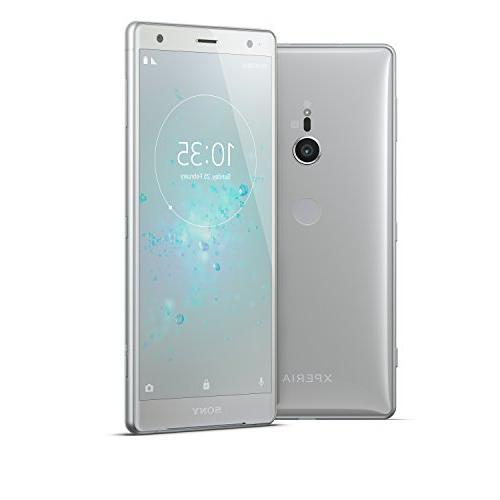 xperia xz2 unlocked smartphone