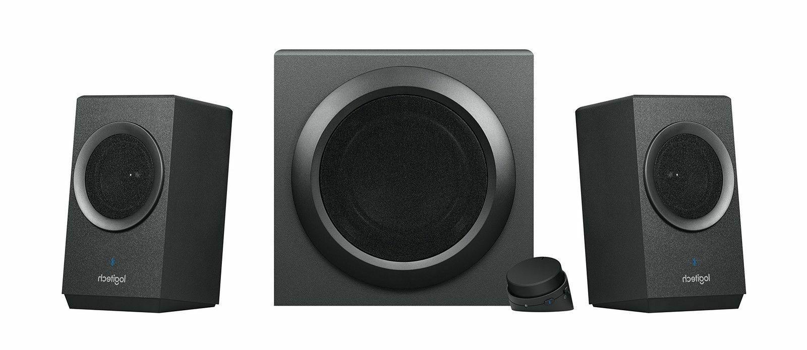 z337 2 1 speaker system 40 w