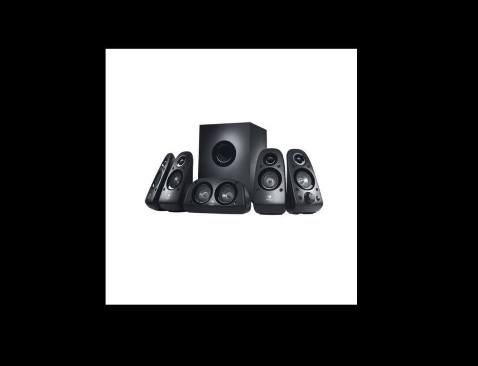 Logitech Speakers with line in