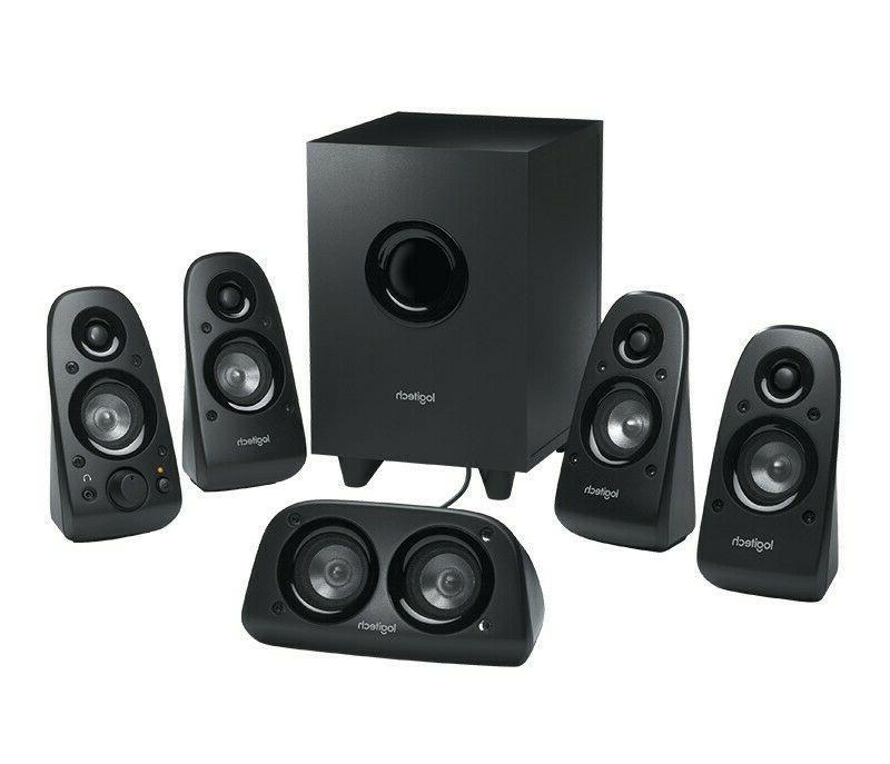 Logitech Z506 5.1 150w Surround System Home