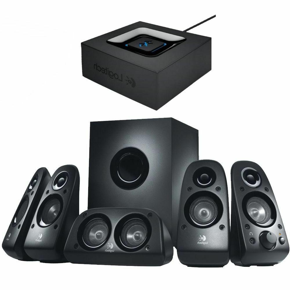 z506 5 1 surround sound speaker