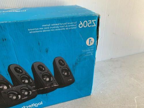 Logitech Z506 75W RMS 5.1 Channel Sound