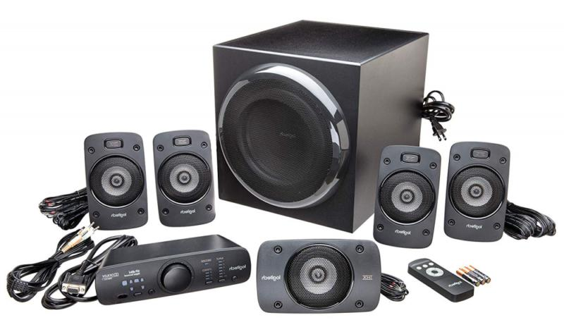 Z906 Speaker Dolby Certified