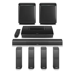 Bose LifeStyle 650 Home Entertainment System + Additional Ac