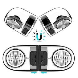 Magnetic Speaker Waterproof TWS Bluetooth Speakers True Wire