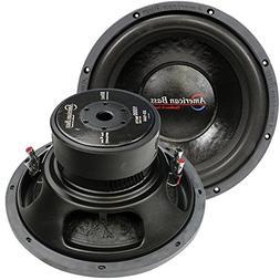 10 Inch 600 Watt Max 4 Ohm DVC Car Sound Woofer Car Woofers