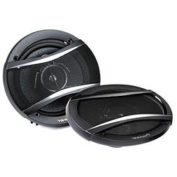 """Pioneer 6""""x9"""" 420W Max + 6.5"""" 320W Max 3-Way Car Stereo Coax"""