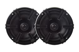 MB Quart DK1-113 Discus 2-Way Car Coaxial Speaker System wit