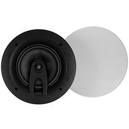 "Dayton Audio ME620C 6-1/2"" 2-Way Micro-Edge Ceiling Speaker"