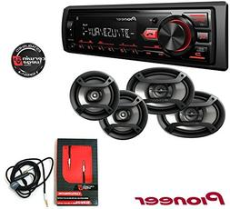 Pioneer Digital Media Receiver with Built-in Bluetooth and F
