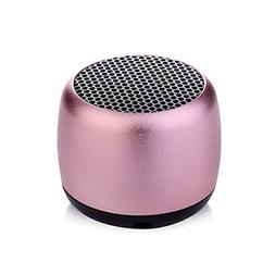Mini Metal Steel Material Bluetooth V4.1 Speakers Outdoor Po