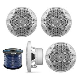 "4 X New JBL MS6510 6.5"" 150 Watts Marine Boat Yacht Outdoor"