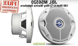 """Jbl - 6-1/2"""" 2-way Marine Speakers With Plus One Polypropyle"""