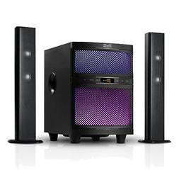 Klip Xtreme Mystik Sound Bar with Subwoofer- 300 Watt Peak-