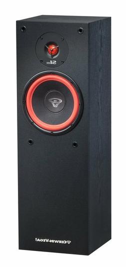 """NEW Cerwin Vega SL8  8"""" Floor Standing Speaker.Home Theater"""