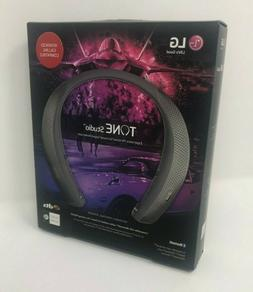 New LG Tone Studio HBS-W120- Wearable Personal Speaker Heads