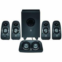 New Logitech Z506 5.1 6-PC 150w Surround Computer Speakers S