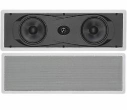 "Yamaha NS-IW760 6.5"" 2-Way In-Wall Speaker System"