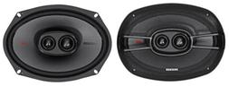"Pair Kicker 44KSC69304 KSC6930 6x9"" 600 Watt 3-way Car Audio"