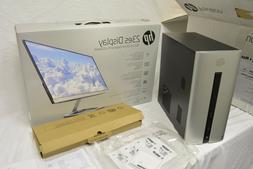 HP Pavilion 550 Core i3-4170 Windows 10 Desktop 6GB 1TB WiFi