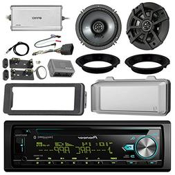 "Pioneer DEH-S6000BS CD Receiver Bundle/2 Kicker 6.5"" Speaker"