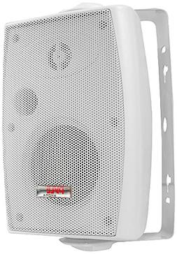 Pyle PLMR34 3.5 in. 200 Watt Two Way Sealed Speaker System