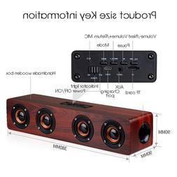 portable Bluetooth <font><b>speaker</b></font> Portable Wire