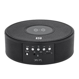 Docooler Portable Bluetooth Speaker Qi Wireless Charger Dock