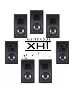 Klipsch PRO-7800-L-THX in-wall speakers X4 Surround Sound