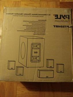 Pyle PT584BT 5.1 Channel Home Theater Speaker System - Activ