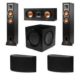 Klipsch R-24F 5.1 Speaker Package with R-25C Center Speaker