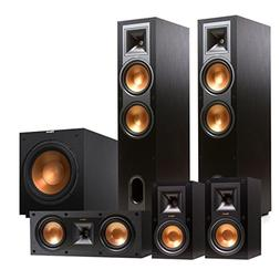 Klipsch R-28F Reference 5.1 Channel Home Theater Speaker Pac