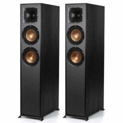 Klipsch R-625FA Dolby Atmos Floorstanding Speaker - Ebony