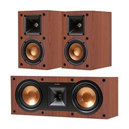 Klipsch R-14M Reference Monitor Speakers with R-25C Referenc